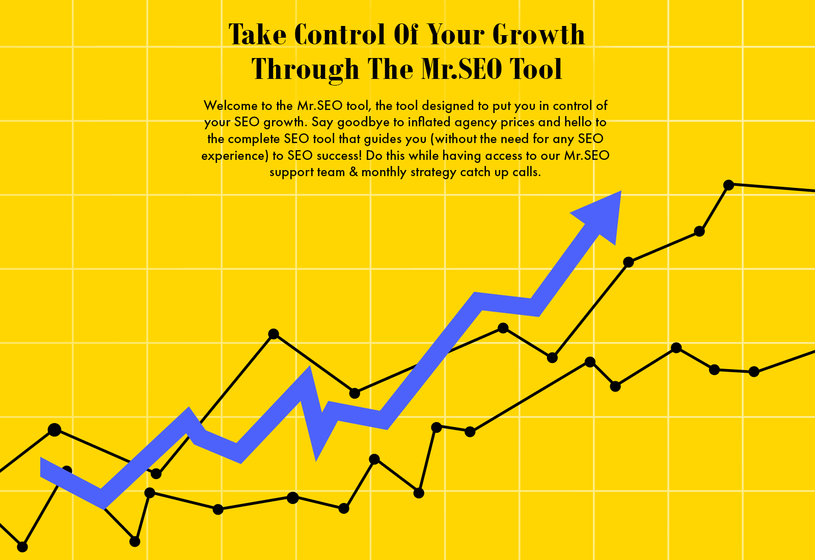 Take control of your SEO growth